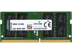 Kingston pomnilnik (RAM) 2RX8 DDR4 16 GB 2133MHz SODIMM