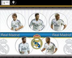 FC Real Madrid risalni blok A3, 20 listov