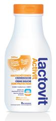Lactovit kremni gel za prhanje Activit, 300 ml