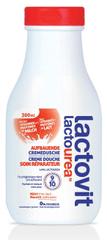 Lactovit kremni gel za prhanje Lactourea, 300 ml