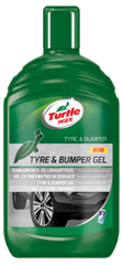 Turtle Wax gel za pnevmatike in odbijače Tyre & Bumper Gel