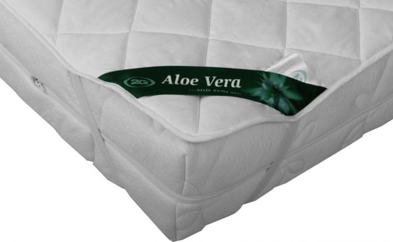 2G Lipov Chránič matrace Aloe Vera 90x200 cm