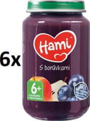 Hami S borůvkami - 6 x 200g