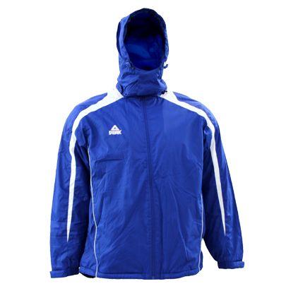 Peak jakna s kapuco EK06, S, modra