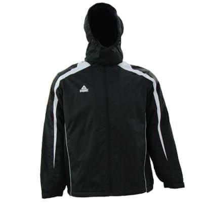 Peak jakna s kapuco EK06, L, črna