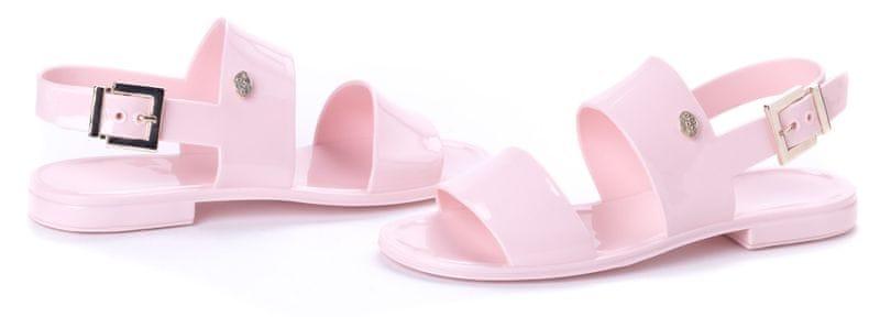 Mei dámské sandály 41 růžová
