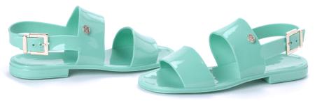 Mei dámské sandály 41 zelená