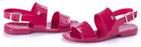 Mei ženski sandali 37 temno roza