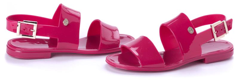 Mei dámské sandály 41 tmavě růžová