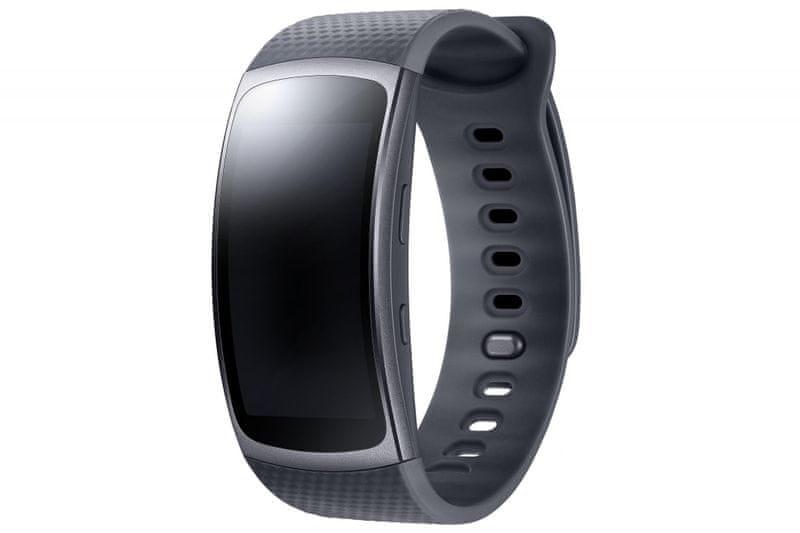 Samsung Gear Fit2, R360, tmavě šedé