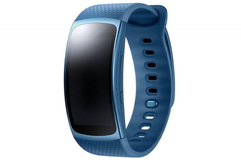 Samsung Gear Fit2, R360, modrá
