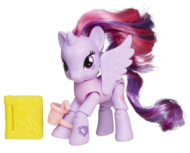 My Little Pony Poník s koubovými body Twilight Sparkle