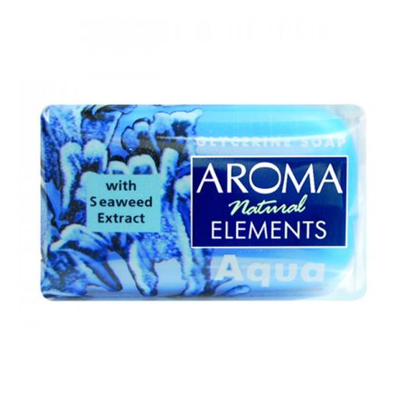 Aroma natural elements toaletno milo Aqua, 100 g