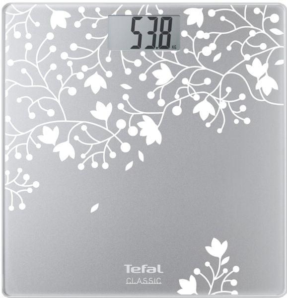 Tefal Classic white silver Osobní váha