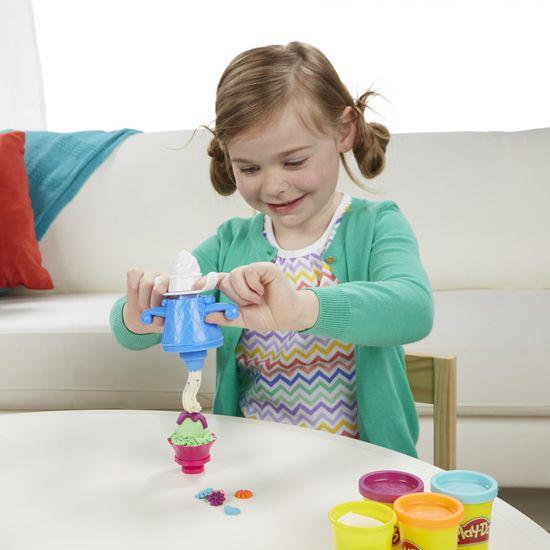 Play-Doh Zmrzlinový palác