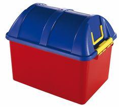 Heidrun Box barevný pirát 38 l
