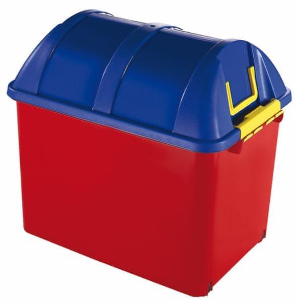Heidrun Box barevný pirát 45 l