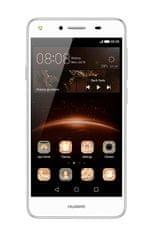 Huawei Y5 II Mobiltelefon, DualSIM, Fehér