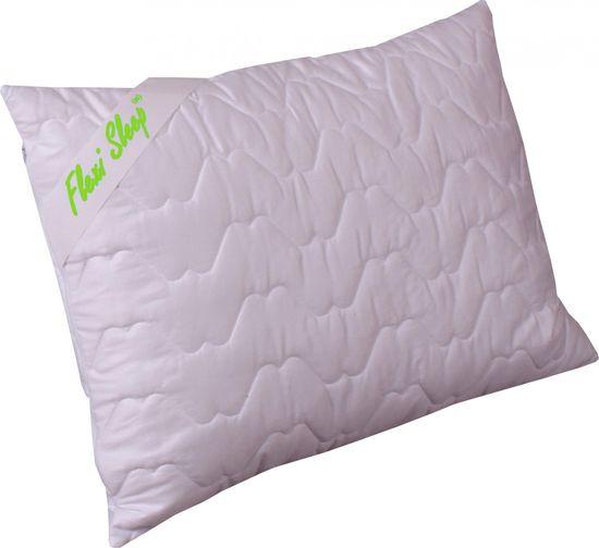 2G Lipov poduszka z granulatem i lateksem FLEXI SLEEP 70x90 cm