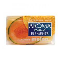 Aroma natural elements toaletno milo Honey Melon, 100 g