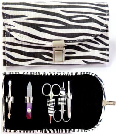 Surgana zestaw do manicure Zebra