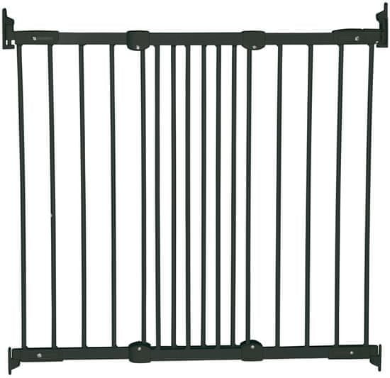 BabyDan varnostna ograjica, otroška, kovinska, 67 - 105,5 cm, bela, Flexi Fit - Odprta embalaža