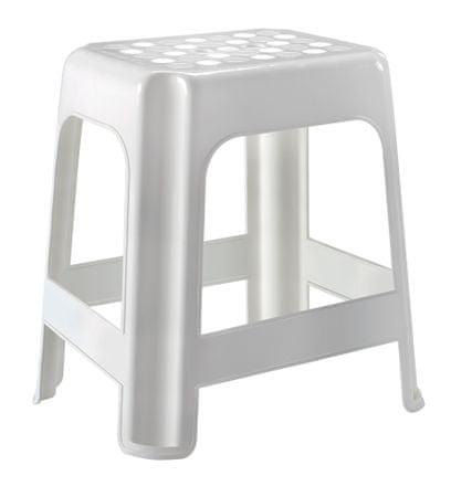 Heidrun Heidrun plastična pručka, bela
