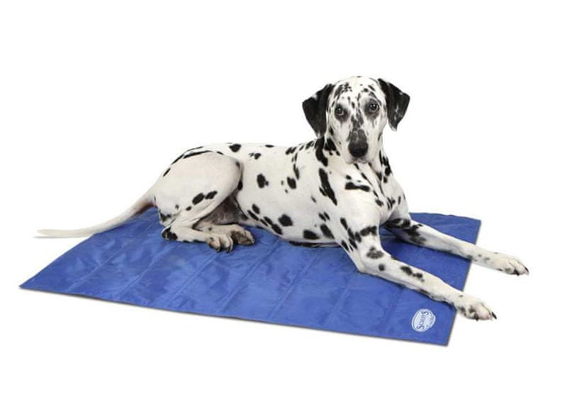 Scruffs Self-Cooling Mat modrá vel. L