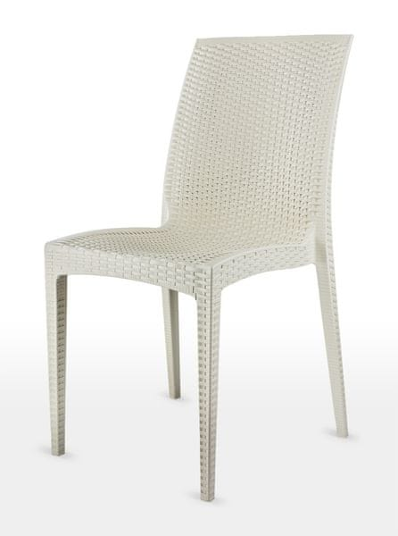 MEGA PLAST MP1352 DALIA židle champagne