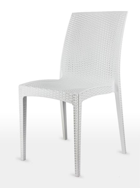MEGA PLAST MP1352 DALIA židle bílá