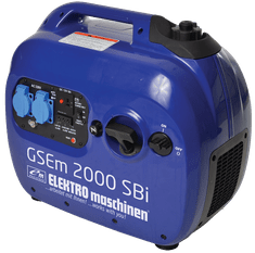 REM POWER bencinski agregat GSEm 2000 SBI- inverter