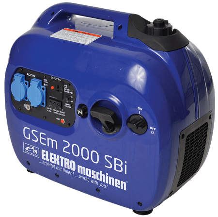 REM POWER agregat GSEm 2000 SBI- inverter