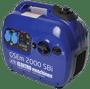 1 - Elektro-Maschinen bencinski agregat GSEm 2000 SBI- inverter