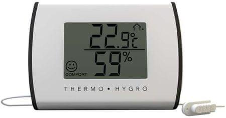 EMOS termometr z higrometrem THW301