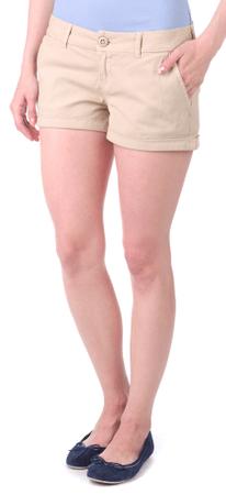 Timeout ženske kratke hlače 34 bež