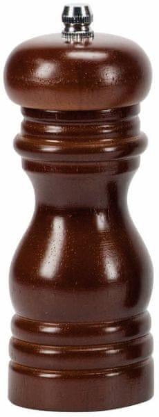 ILSA Mlýnek na pepř/sůl 12cm dřevěný
