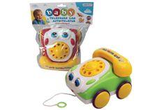 Unikatoy avtotelefon Baby VR.23865
