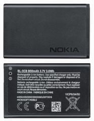 Nokia baterie, BL-5CB, 800mAh, BULK