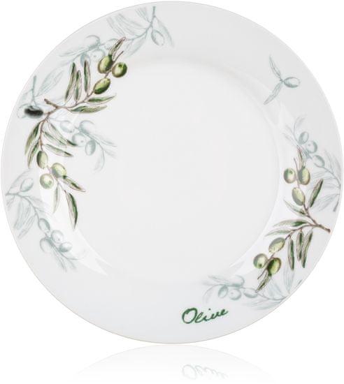 Banquet 18-delni jedilni set Olives