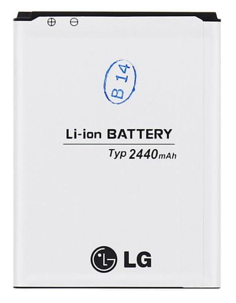 LG baterie, BL-59UH, 2370mAh, BULK