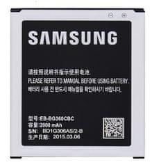 SAMSUNG EB-BG360CBC Akkumulátor