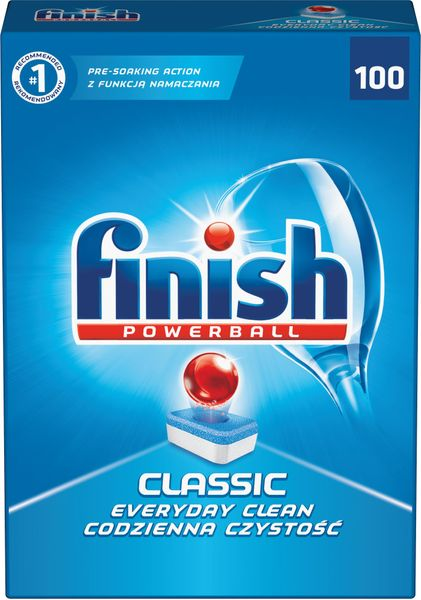Finish Tablety Classic 100 ks