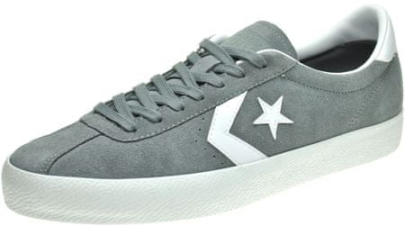 Converse superge Break Point Ox, sive/bele, 44