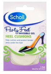 Scholl Party Feet Zselés sarokemelő párna