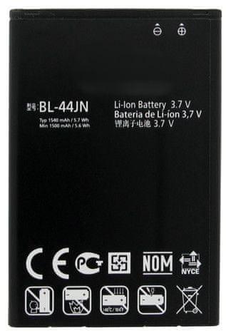LG baterie, LGBL-44JN, 1540mAh, BULK