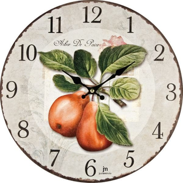 Lowell Designové nástěnné hodiny 21424