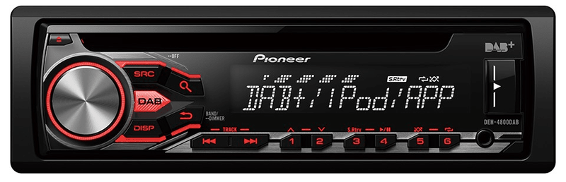 Pioneer DEH-4800DAB