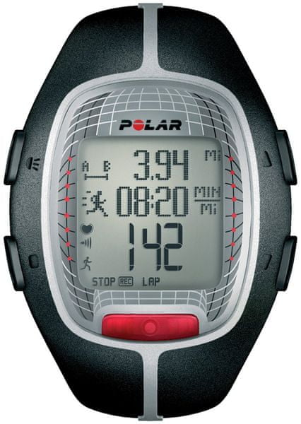 Polar RS300X Black