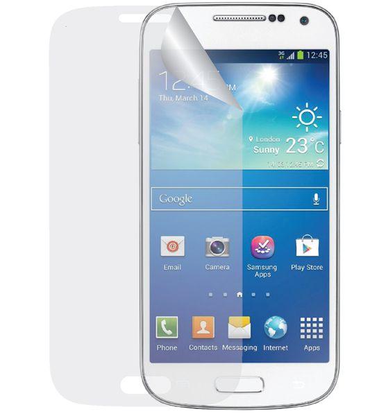 Azuri ochranná fólie, Samsung Galaxy S4 mini, 2 ks
