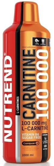 Nutrend Carnitine 100000 1000 ml cherry